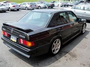 Mercedes 190 Amg : 1987 mercedes 190e 3 4 24v amg german cars for sale blog ~ Nature-et-papiers.com Idées de Décoration