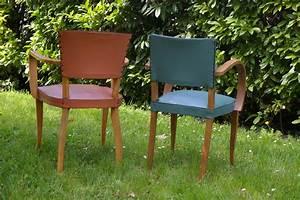 Fauteuil Bridge Neuf : fauteuils bridge chouette vintage ~ Teatrodelosmanantiales.com Idées de Décoration