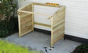 Mülltonnenbox Selbst Bauen : m lltonnenbox ~ Orissabook.com Haus und Dekorationen