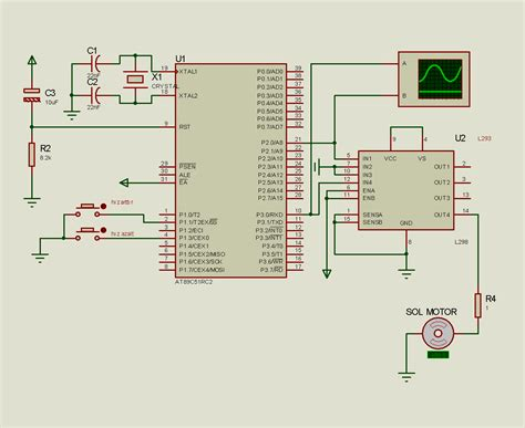Atc Motor Control Project Electronics Projects