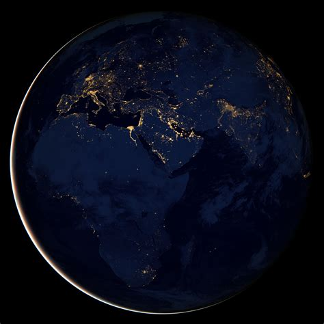 Humanity Gets A New Blue Marble Photo Of Earth  And It's