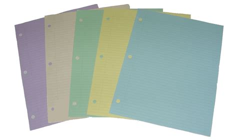 colored lined paper heads up now 187 colored notebook paper wide ruled