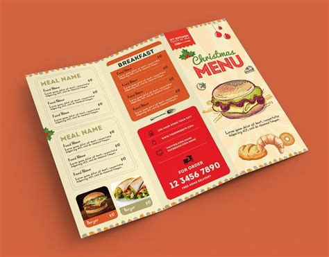 Restaurant Brochure Templates by 60 Awesome Restaurant Menu Templates Design Utemplates
