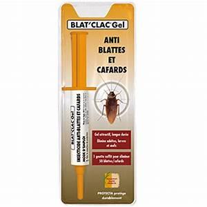 Produit Efficace Contre Les Cafards : gel puissant anti blattes cafards seringue insecticide ~ Dailycaller-alerts.com Idées de Décoration