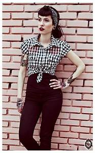 25+ best ideas about 50s Outfits on Pinterest   Rockabilly style Rockabilly fashion and Greaser ...