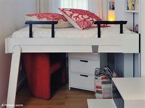 lit 2 personnes gain de place With meuble gain de place cuisine 2 petite cuisine 12 astuces gain de place cate maison