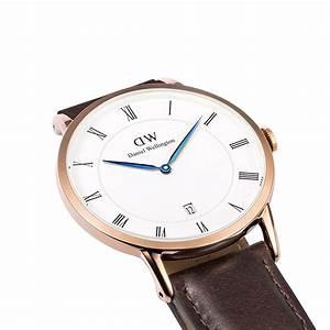 Dw Uhren Herren : daniel wellington dapper bristol dw00100086 herrenuhr mit braunem lederarmband ~ Orissabook.com Haus und Dekorationen