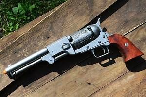 Colt 1849 Dragoon Percussion Army Revolver