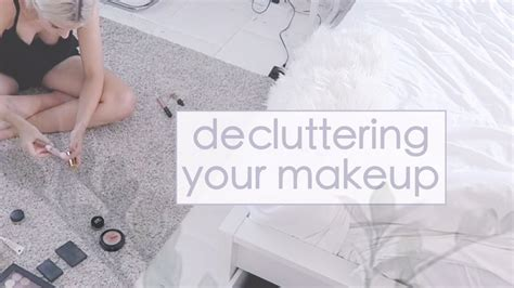 Declutter Your Makeup ☁ Day 10