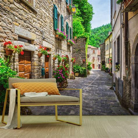 Фотообої Старе місто купити на стіну • Еко Шпалери