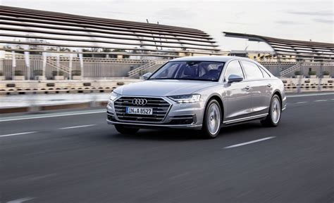 2019 Audi A8 Sedan First Drive  Review  Car And Driver