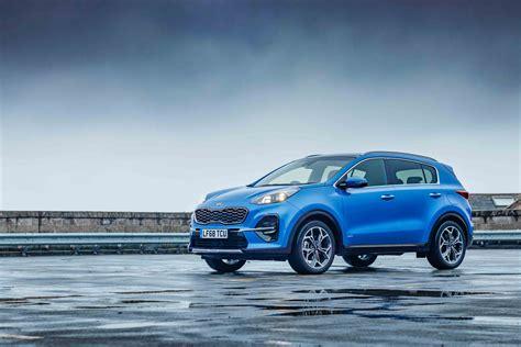 kia sportage gt    mild hybrid review