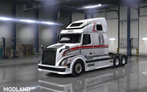 volvo vnl   ats mod  american truck simulator ats