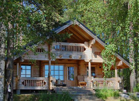 types  log cabin decor