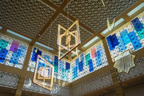 ramadan decorations  mirdif mall  azeemazeezcom
