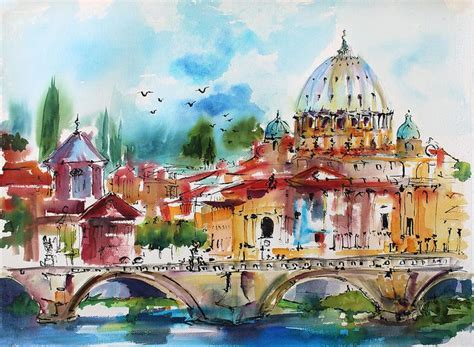 images  paintings italy assisi cinque terre