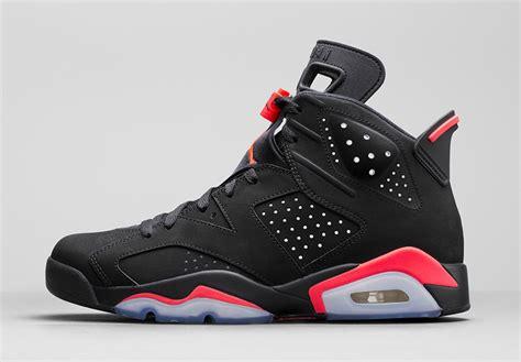 Air Jordan 6 Retro Blackinfrared23 Release Date