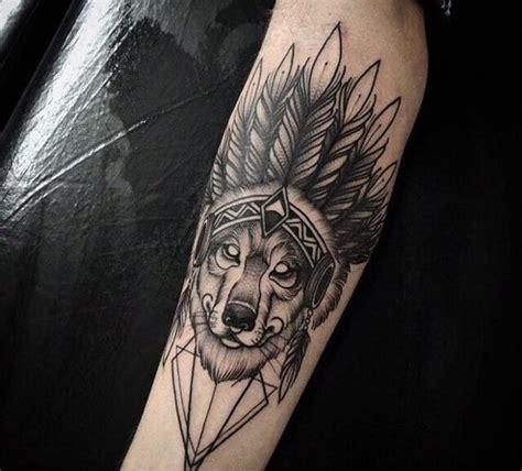 ideas  geometric wolf tattoo  pinterest geometric wolf wolf tattoos
