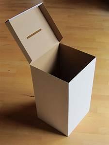 Karton Pappe Kaufen : 5er pack wahlurne aus karton pappe standard 55 cm wahlurnen ~ Markanthonyermac.com Haus und Dekorationen