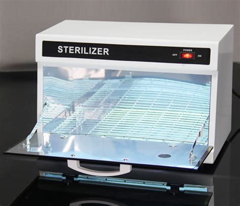 Digital UV Tool Sterilizer Disinfection Cabinet Beauty