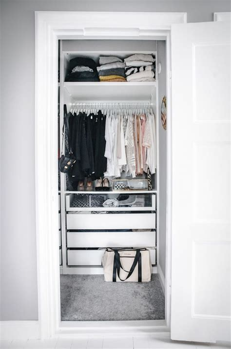 Wardrobe Closet For Small Spaces by This Just Ideal For A Small Apartment Home
