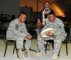 Native American Military Officers