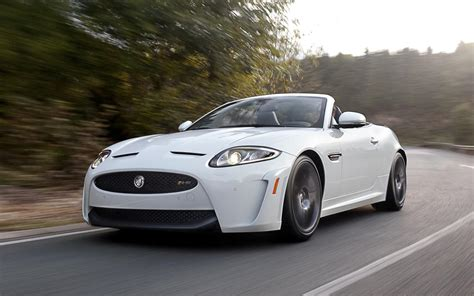 2012 Jaguar Xkrs Convertible  Editors' Notebook