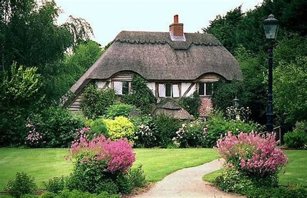 #1000+ #Images #About #Thatched #Cottages #& #Paintings #On