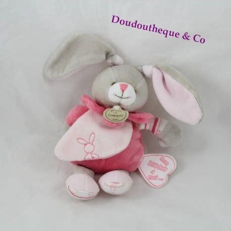 mini et compagnie mini peluche c 233 lestine lapin doudou et compagnie mon doudou 224