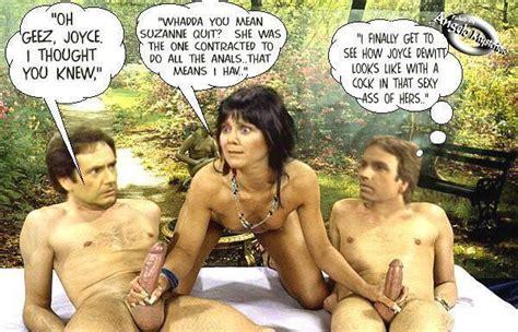 threes company fake porn captions hot naked babes