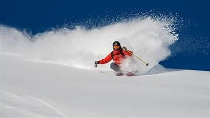 Skiing Snow Ski Winter Mountains Wallpaperup Wallpapers