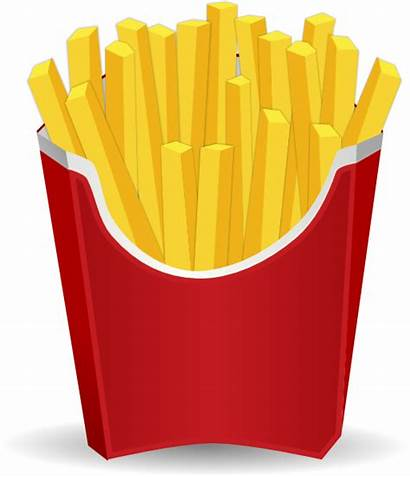 Fries French Clipart بطاطس مقليه صوره I2clipart