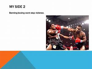 should boxing be banned