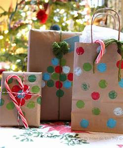 Recycled, Paper, Bag, Gift, Wrap, Ideas