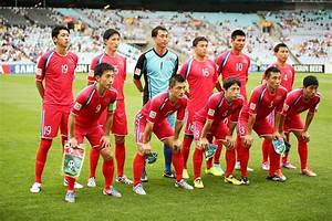 The curious case of North Korea's national football team