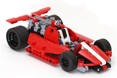 Lego Cars by Lego 42011 Technic Race Car I Brick City