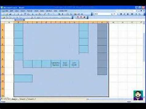seating chart template excel microsoft excel 02 create a seating chart