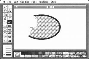 Attached > Computer history > Macintosh preview in Byte