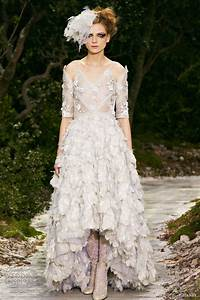 chanel spring summer 2013 couture collection wedding With chanel wedding dress