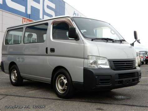 2003/oct Used Nissan Caravan Van (urvan) Kg-vwe25 Engine