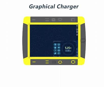 Graphical Quick Charger Animate Power Why