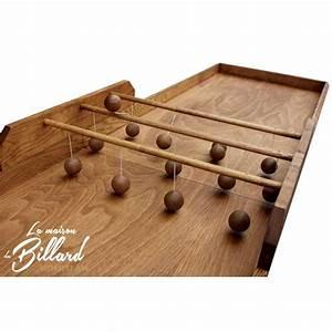 Jeux Geant Exterieur : boules suspendues jeux g ant en bois ~ Teatrodelosmanantiales.com Idées de Décoration