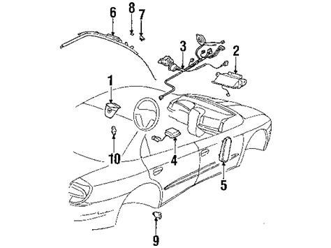 Cadillac Discriminating Sensor, Cts