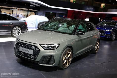 New Audi A1 Sportback Looks Very