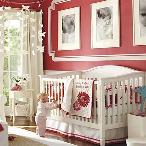 chambre bébé original une décoration pimpant pour une chambre de bébé