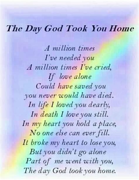 missing my baby in heaven quotes