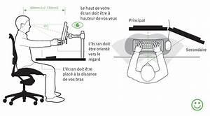 Comment agencer son bureau de façon ergonomique ? Positions et matériel