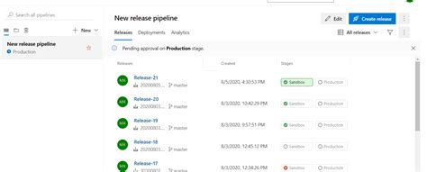 azure devops release number  cicd yml stack overflow