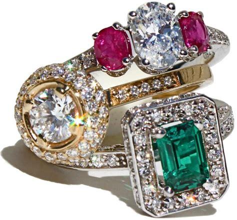 Fine Jewelry: Rings In Fine Jewelry