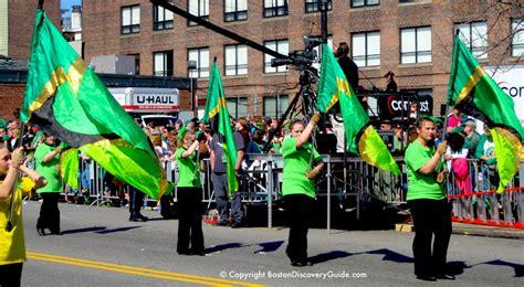 st patricks day   boston  parade